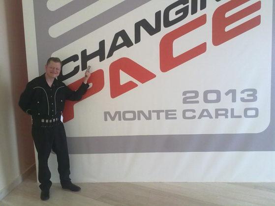 Steve Lockwood- Monte Carlo