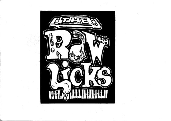 The Raw Licks